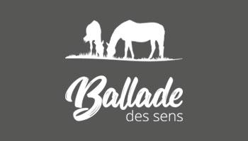 Logo Ballade des Sens